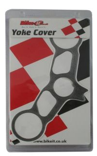 Buy DUCATI 749 999 03-05 TRIPLE TREE YOKE COVER CARBON LOOK motorcycle in Ashton, Illinois, US, for US $14.99