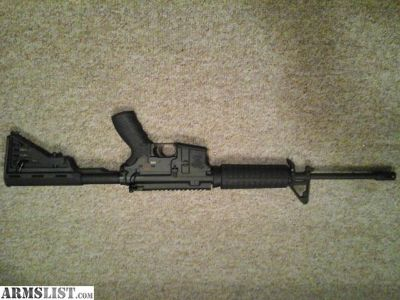 For Sale/Trade: 5.56 ar-15
