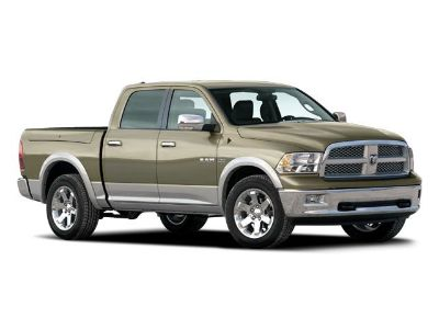 2009 Dodge RSX Laramie (Brilliant Black Pearl)