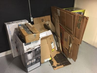 FREE - Moving boxes