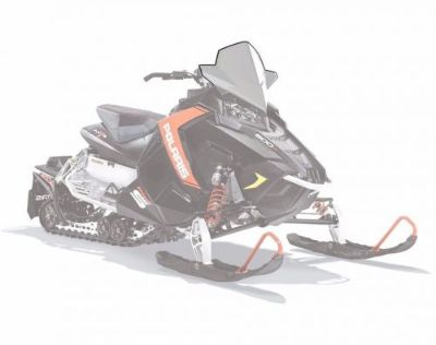 Sell Polaris AXYS Mid Snowmobile Windshield Color: white Part # 2880391 motorcycle in North Adams, Massachusetts, United States, for US $109.99