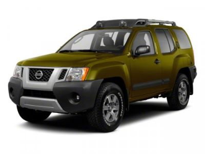 2012 Nissan Xterra X (Night Armor)