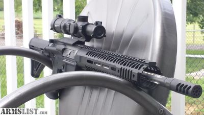 For Sale/Trade: NEWER AR BUILD DEAL