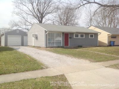 Great finishes and that extra bathroom WITH a GARAGE!!