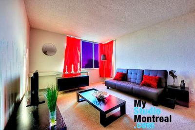 Short Term or Sublet in Montreal, Quebec, Ref# 1017853