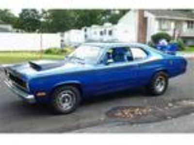 1972 Plymouth Duster 440 4 speed manual