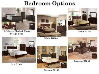 $399, Queen Bed  Mattress Set- 6 options for YOU to choose from