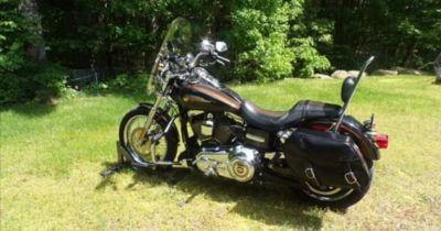 2013 Harley-Davidson SUPER GLIDE DYNA CUSTOM