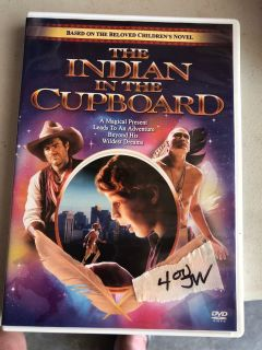 Indian & the Cupboard DVD