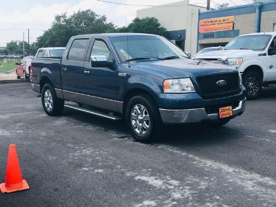 2005 Ford F-150 XLT (Med Wedgewood Blue Metallic - Blue)
