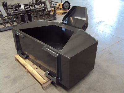 2018 UNLIMITED FABRICATIONS 1/2 YARD CEMENT BUCKET