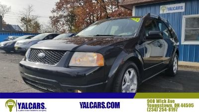 2007 Ford Freestyle Limited Sport Utility 4D