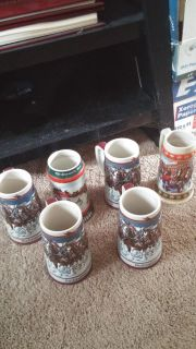 Budweiser Clydesdale collection