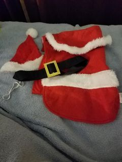 Santa suite for Dog or cat small