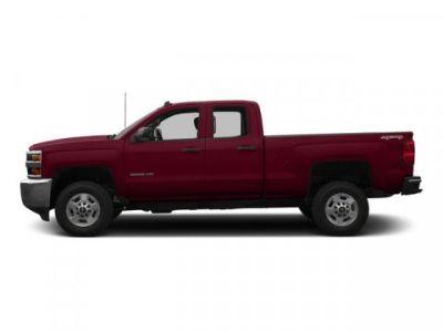 2015 Chevrolet RSX Work Truck (Deep Ruby Metallic)