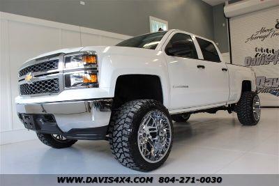 2014 Chevrolet Silverado 1500 Work Truck (White)