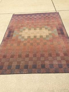Area Rug-Multi colored
