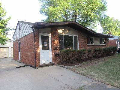 3 Bed 1 Bath Foreclosure Property in Flint, MI 48507 - Cheyenne Ave