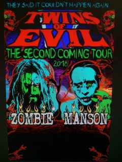 Rob Zombie/Marilyn Manson Tickets