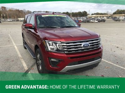 2018 Ford Expedition (Ruby Red Metallic)