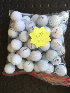 48 GENTLY USED TITLEIST GOLF BALLS