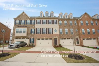 Single-family home Rental - 3117 Presidential Golf Drive