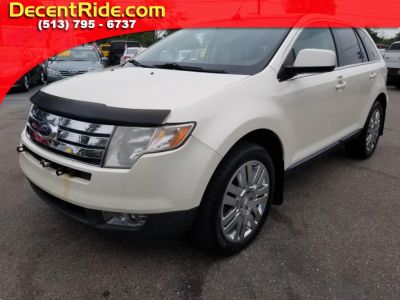 2008 Ford Edge Limited (Creme Brulee)