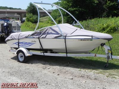 1995 Sea Ray - Manufacturers 185BR Boat Edgerton, WI