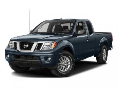2016 Nissan Frontier SE V6 (Arctic Blue Metallic)