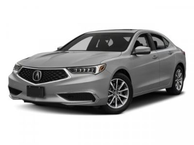 2018 Acura TLX 4DR SDN FWD (Wx)