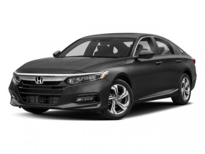 2018 Honda ACCORD SEDAN EX-L (Black/Black)