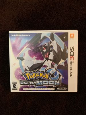 Pokemon Ultramoon
