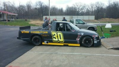 Former ARCA/ CRS truck for sale