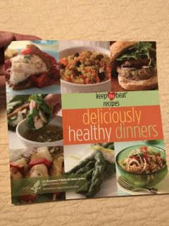 Healthy dinners cookbook