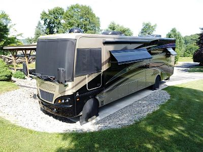 2007 Tiffin Allegro Bay 35TSB