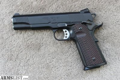 For Sale: Springfield 1911 Loaded, nice upgrades