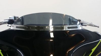 """Purchase Harley Davidson Custom Batwing """"Windshield only"""" 4 Touring Bagger motorcycle in Stuart, Florida, United States, for US $50.00"""