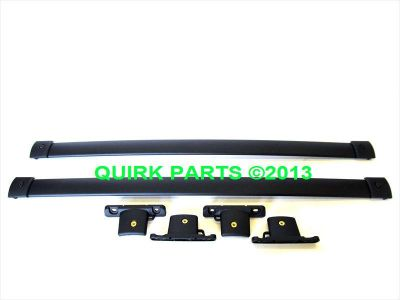 Buy 2007-2013 Ford Edge Black Roof Rack Cross Bars OEM NEW Genuine 7T4Z-7855100-BA motorcycle in Braintree, Massachusetts, US, for US $114.95