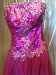 Evening gown, homecoming, prom