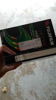 2 VHS tapes