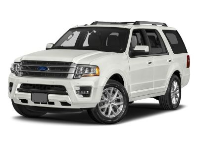 2017 Ford Expedition Limited (White)