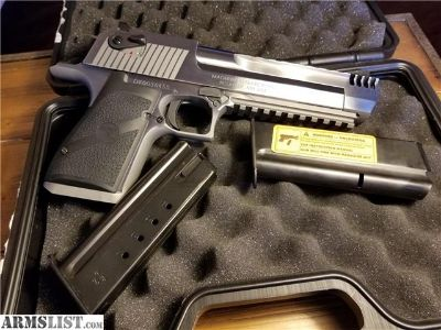 For Sale: Magnum Research Desert Eagle 50 AE