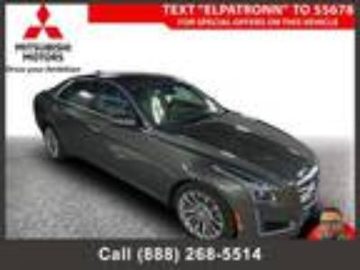 $24716.00 2016 CADILLAC CTS with 46080 miles!
