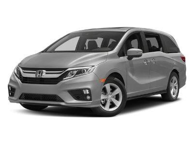2018 Honda Odyssey EX-L (Modern Steel Metallic)
