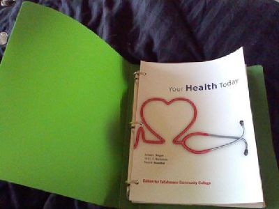 Textbook - Your Health Today HSC1100