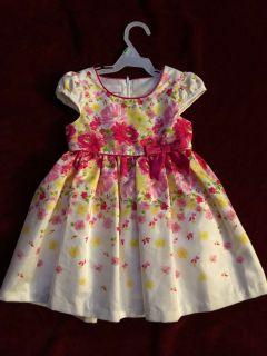 Floral Toddler Dress