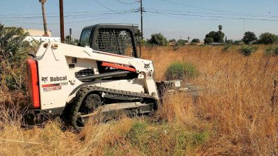Weed Abatement - Weed Mowing in Perris