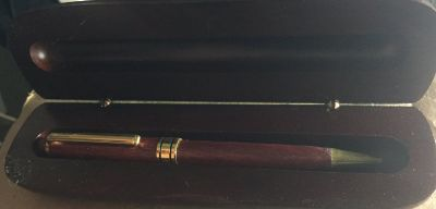 Pen with Case