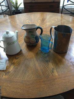 Pitchers/Coffee Pot