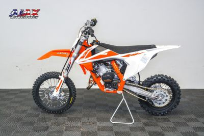 2019 KTM 65 SX Motocross Motorcycles Oklahoma City, OK